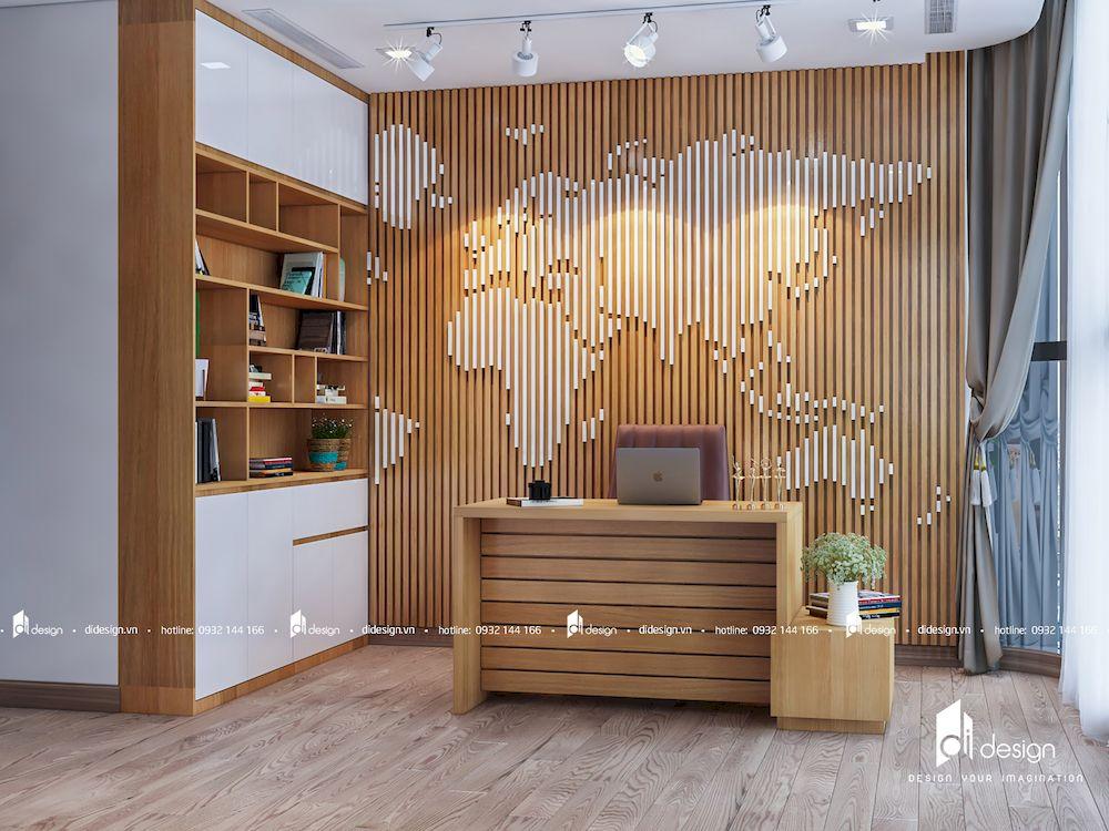 Thiết kế nội thất căn hộ chung cư Vinhomes 160m2 Landmark 81