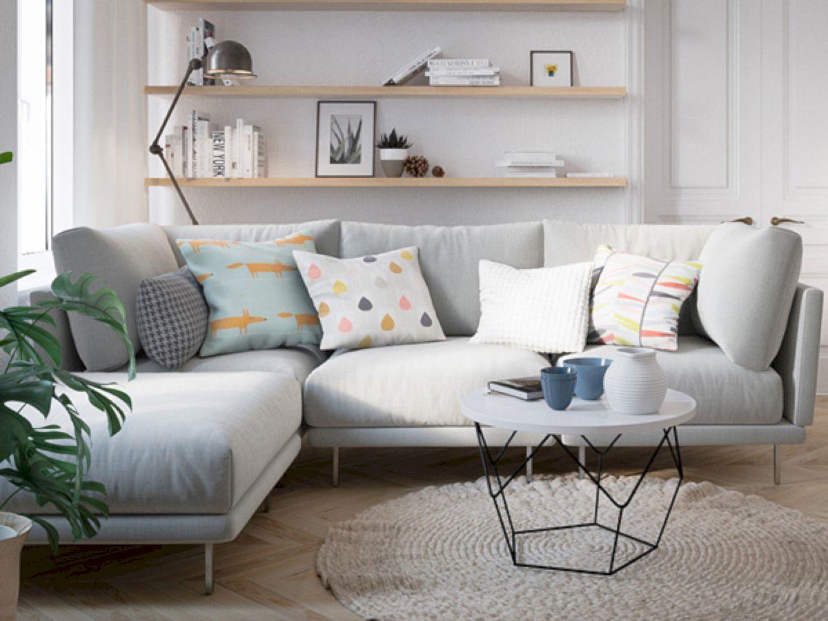 Thiết kế nội thất chung cư Chương Dương Home xinh xắn