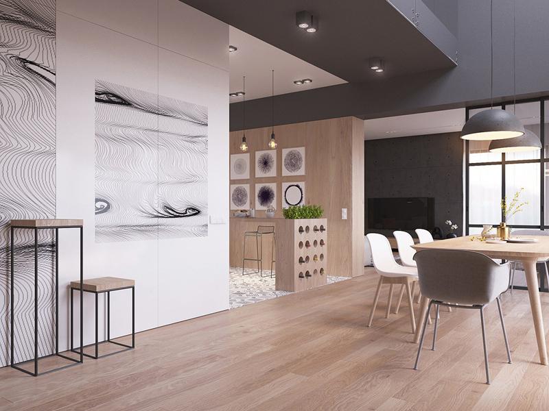 Thiết kế căn hộ chung cư Vinhomes Grand Park Quận 9