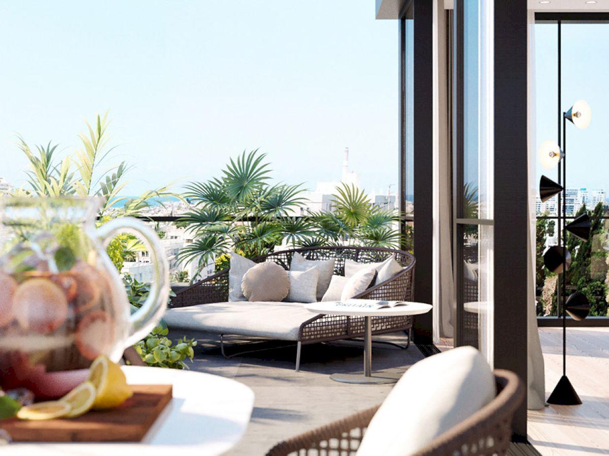 Thiết kế căn hộ Penthouses đẹp sang trọng và đẳng cấp