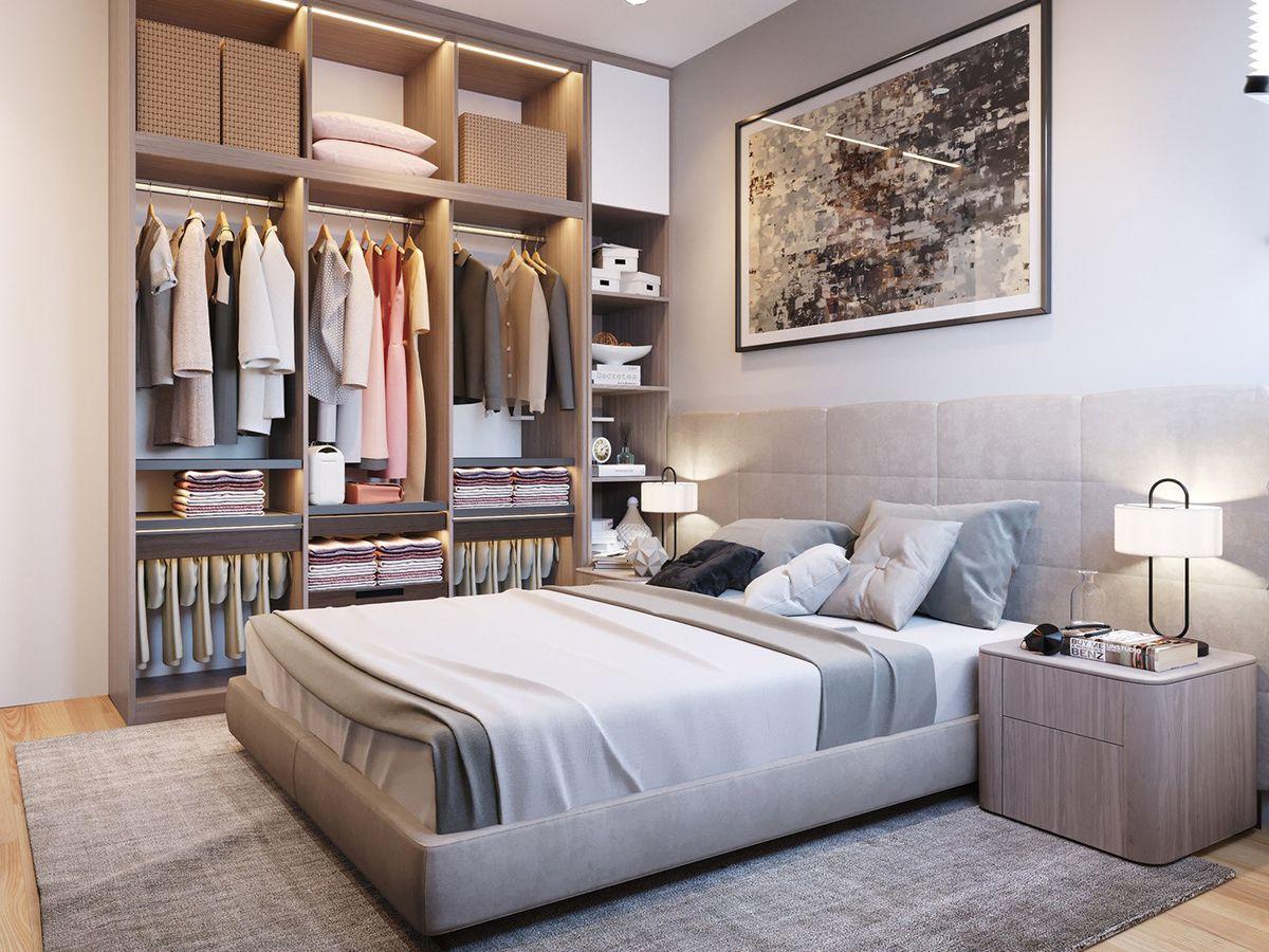 Thiết kế nội thất căn hộ cao cấp Sài Gòn South Residence