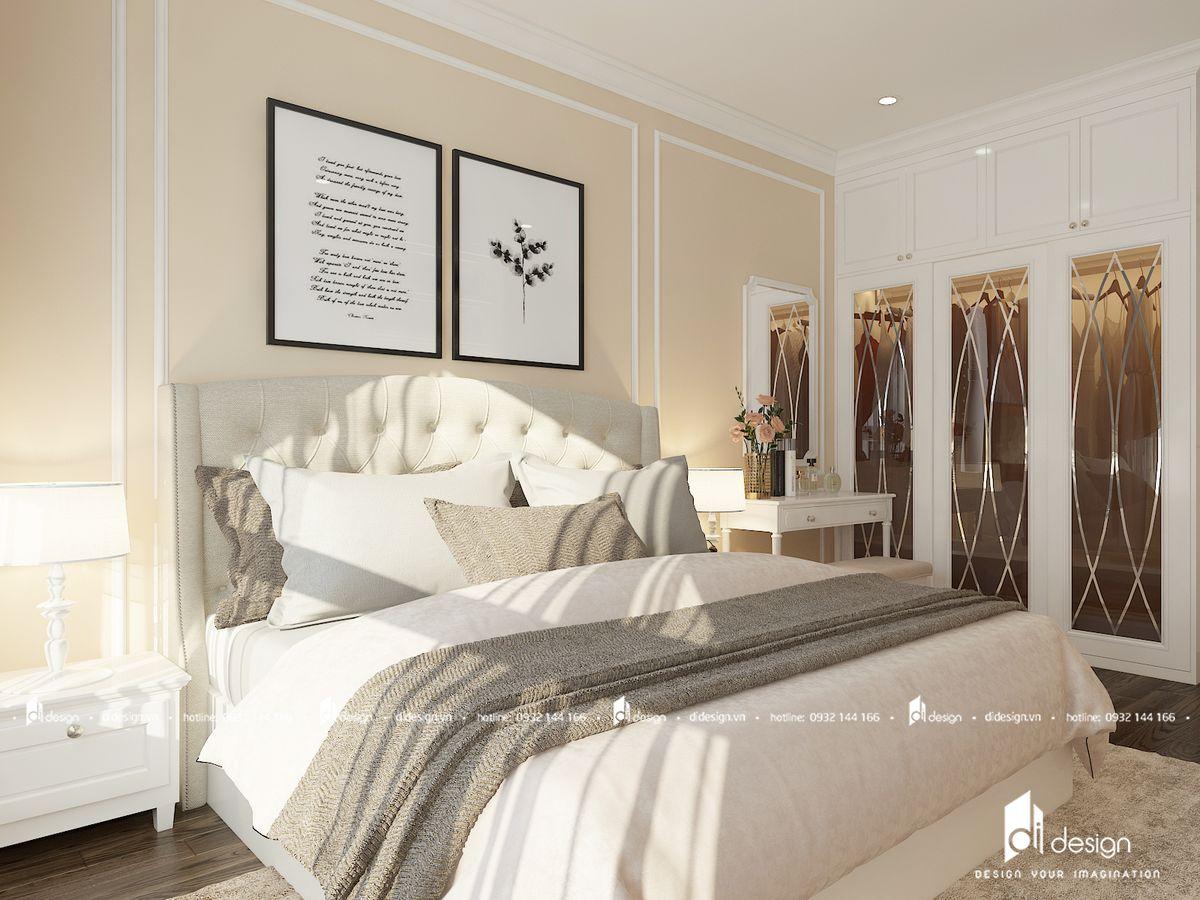 Nội thất căn hộ 2 phòng ngủ 78m2 Kingdom 101 đẹp mãn nhãn