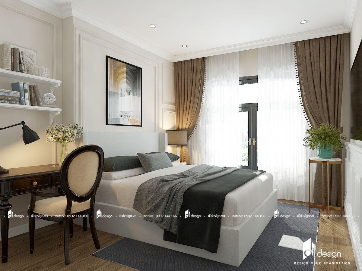 Thiết kế nội thất căn hộ chung cư The Metropole Thủ Thiêm 103m2 Quận 2