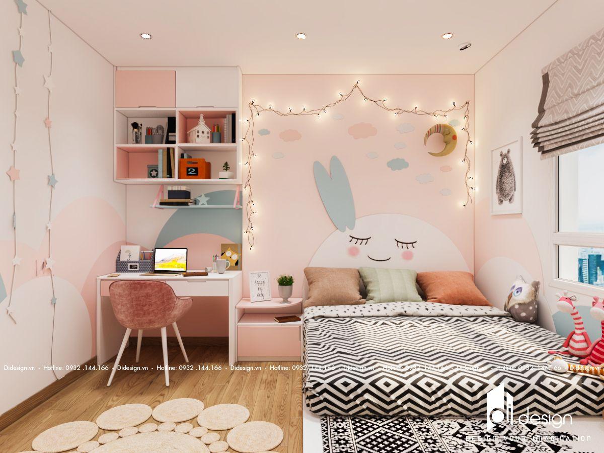 Thiết kế nội thất căn hộ chung cư Empire City 93m2