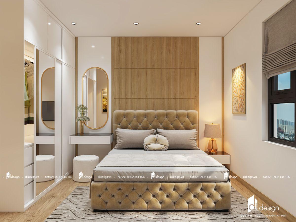 Thiết kế nội thất chung cư Terra Royal 53m2 sang trọng đẳng cấp