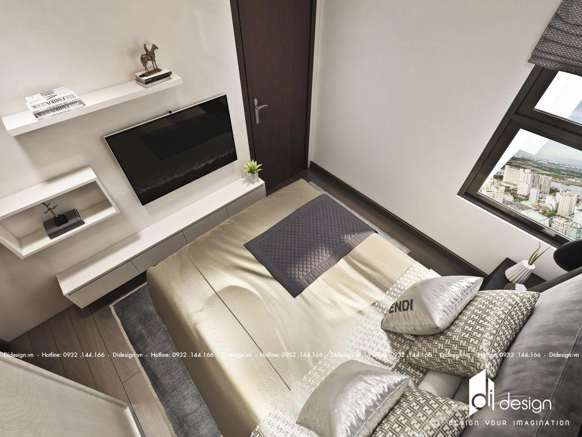 Thiết kế nội thất căn hộ Urban Hill 79m2