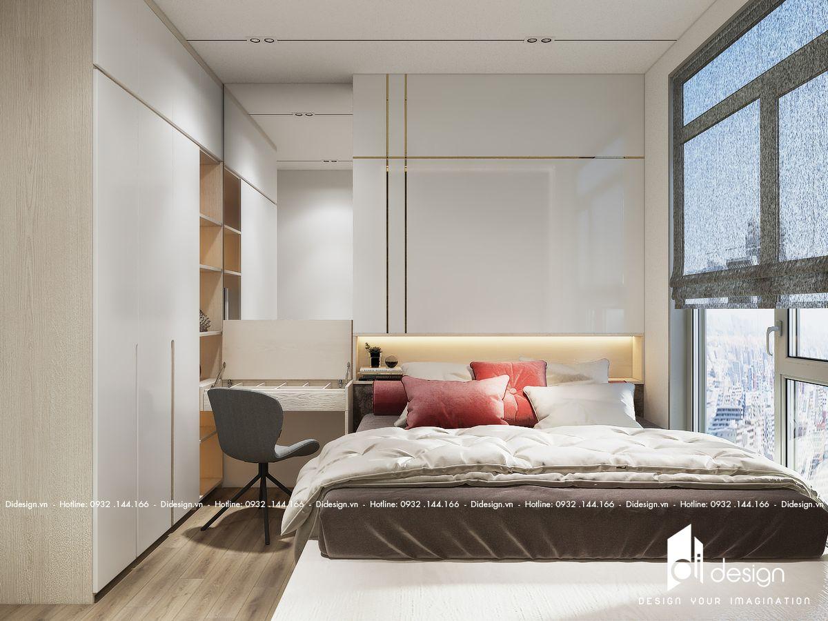 Thiết kế căn hộ Sunshine City Sài Gòn 118m2.
