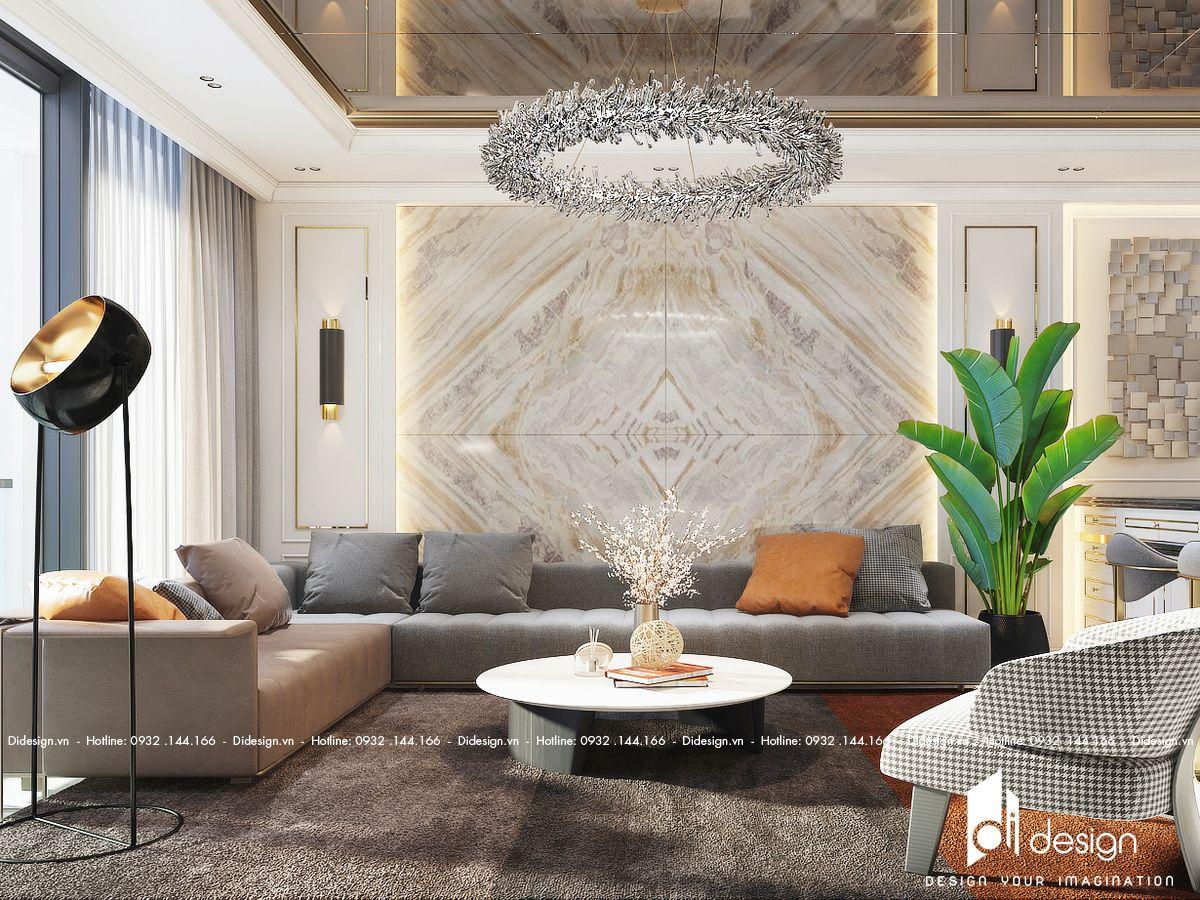 Thiết kế nội thất biệt thự sang trọng Sol Villas
